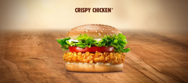 Crispy Chicken, Scopri Calorie e Ingredienti   Burger King Italia