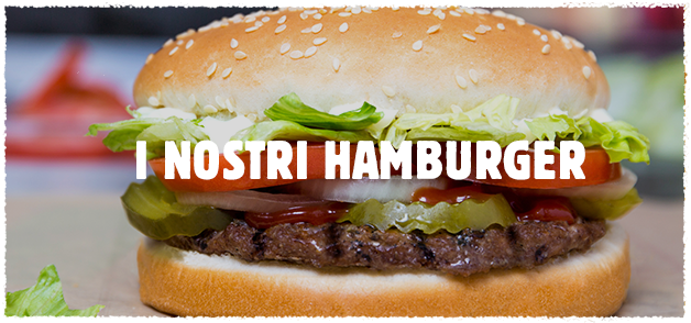I nostri hamburger