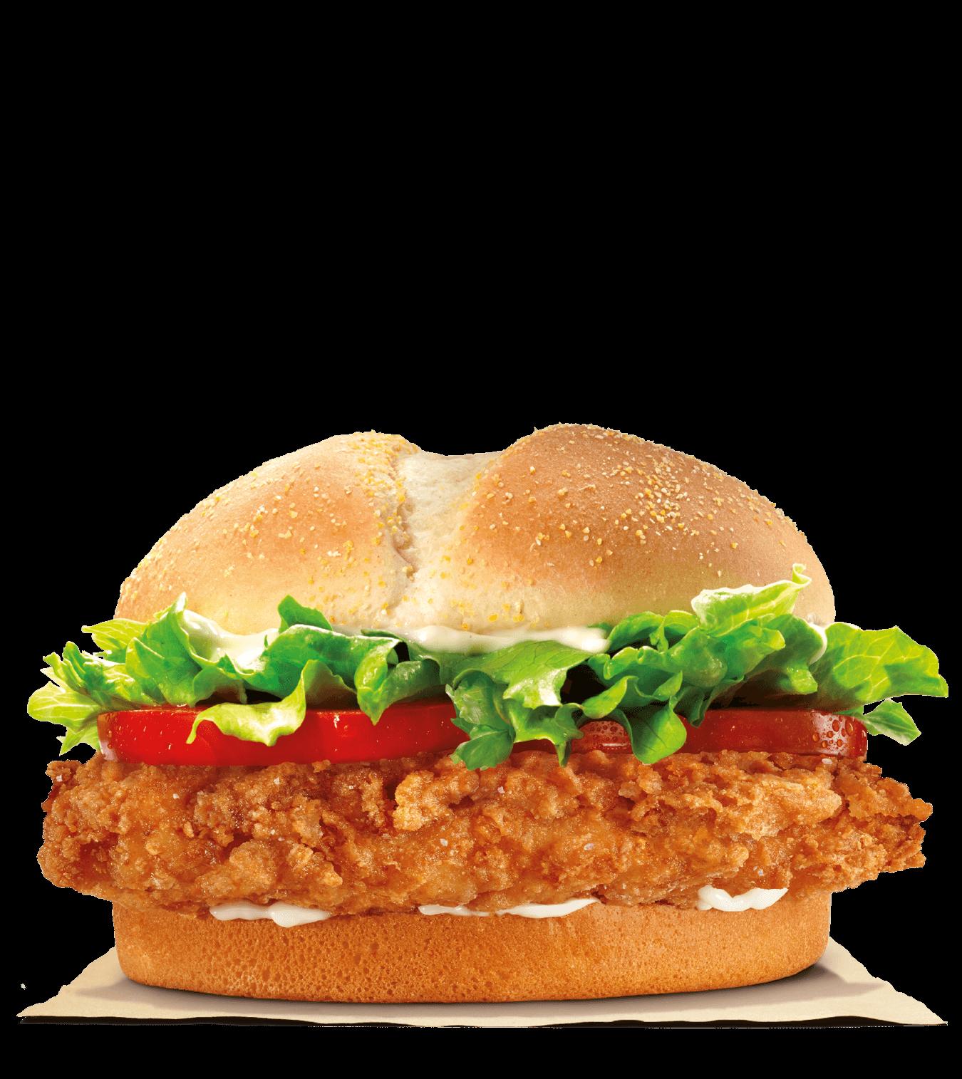 burger king pollo