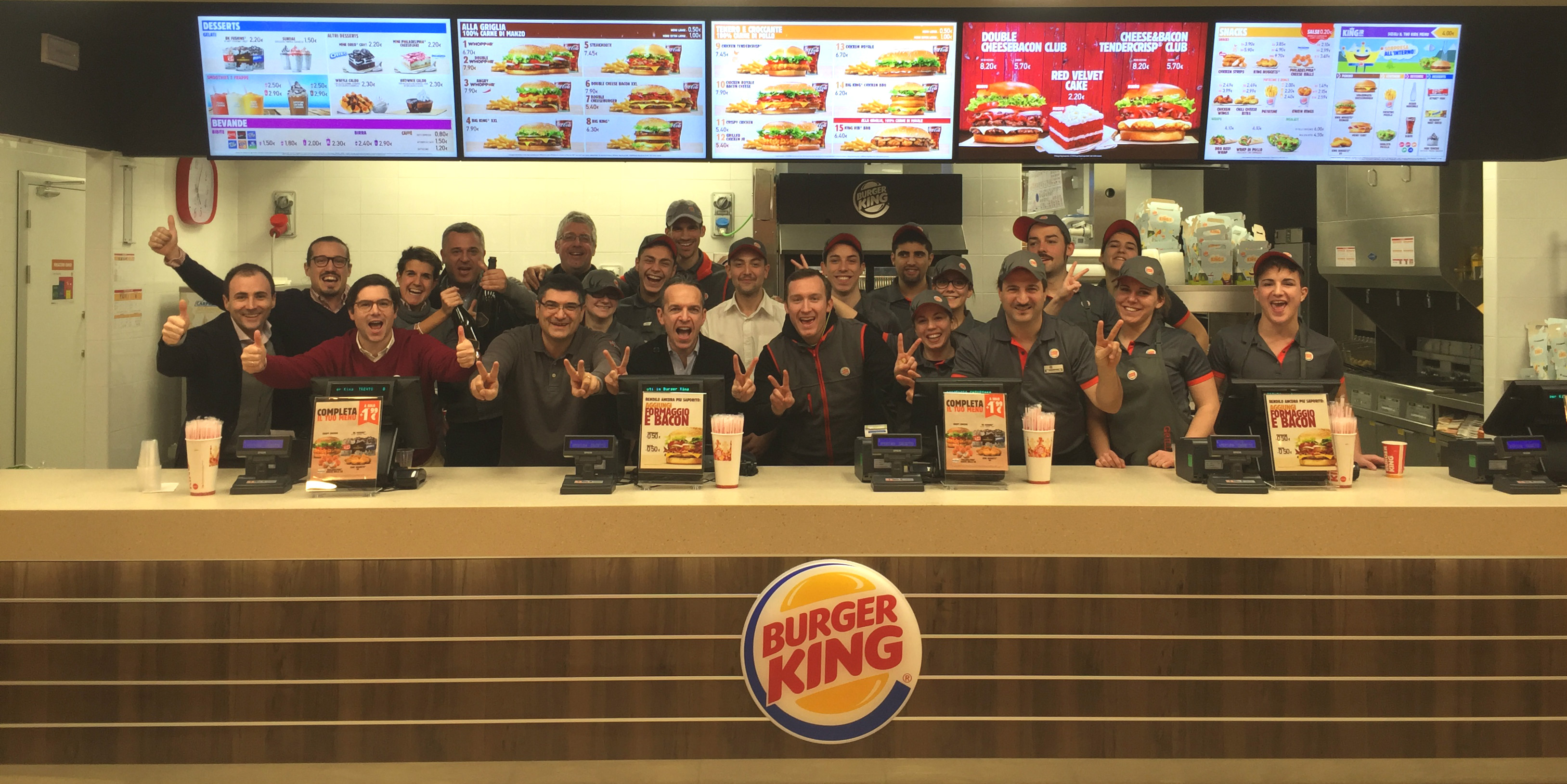 Burger King Lavora Con Noi Burger King Italia